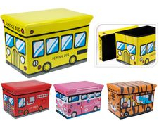 Home collection box taburet