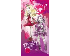 Osuška Ever After High Versus 75x150cm