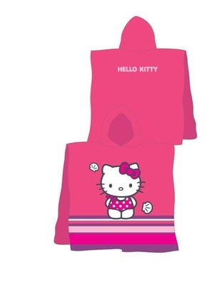 Pončo Hello Kitty Shampoo 120x60cm